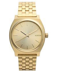 Nixon | 'the Time Teller' Watch | Lyst