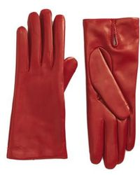 Max Mara - Ragusa Leather Gloves - Lyst