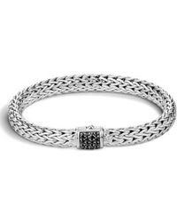 John Hardy - 'classic Chain' Sapphire Medium Bracelet - Lyst