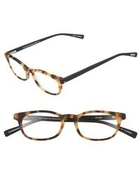 Eyebobs - On Board 47mm Reading Glasses - Tokyo Tortoise With Black - Lyst
