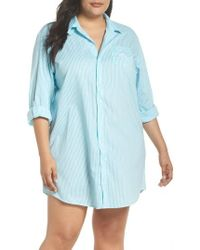 Lauren by Ralph Lauren - Nightshirt - Lyst