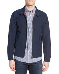 Baracuta - G9 Water Resistant Harrington Jacket - Lyst