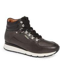 Pikolinos - Mundaka W0j-6752c1 (lead Black) Women's Shoes - Lyst