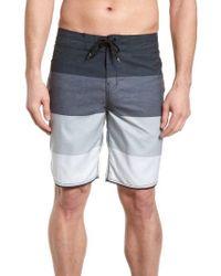 Billabong - 73 Og Stripe Board Shorts - Lyst