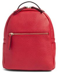 mali + lili - Mali + Lili Vegan Leather Backpack - Lyst