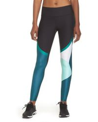 Under Armour - Vanish Chop Block Studio Leggings - Lyst