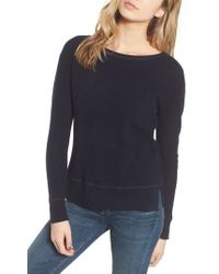 James Perse - Cashmere Hoodie - Lyst
