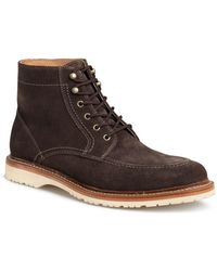 Trask - 'andrew Mid' Apron Toe Boot - Lyst