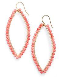 Ki-ele - 'lani' Drop Earrings - Lyst
