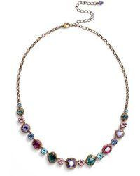Sorrelli | Embellished Elegance Necklace | Lyst