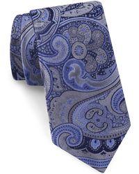 Ted Baker - Elegant Paisley Silk Tie - Lyst