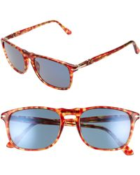 Persol - 54mm Square Sunglasses - Lyst