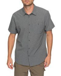 Quiksilver - Technical Shirt - Lyst