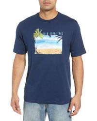 Tommy Bahama - Palm Conditions T-shirt - Lyst
