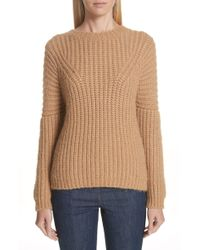 Ulla Johnson - Kitty Alpaca Blend Sweater - Lyst