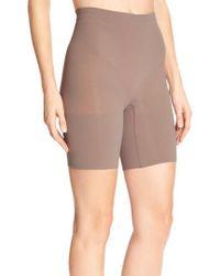 Spanx | Spanx Power Short Mid Thigh Shaper | Lyst