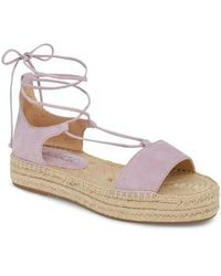Splendid - Fernanda Wraparound Platform Sandal - Lyst