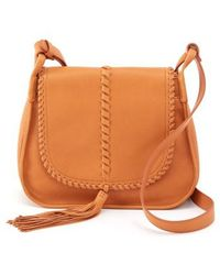 Hobo | Brio Leather Crossbody Bag | Lyst