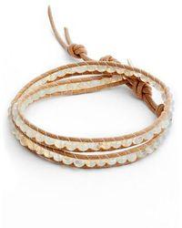 Chan Luu - Opal Double Wrap Bracelet - Lyst