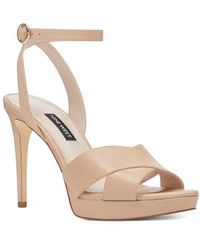Nine West - Quisha Ankle Strap Sandal - Lyst