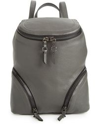 Vince Camuto - Katja Leather Backpack - Lyst