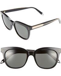 c292623ec4 Victoria Beckham - The Vb 52mm Retro Sunglasses - - Lyst