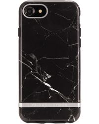 RICHMOND AND FINCH - Richmond & Finch Marble Print Iphone 6/6s/7/8 & 6/6s/7/8 Plus Case - Lyst