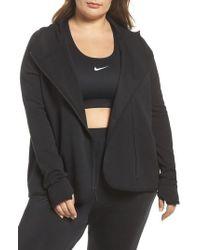Nike | Sportswear Tech Fleece Zip Cape | Lyst