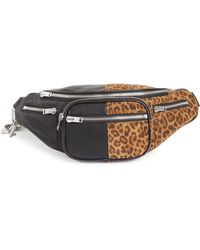 Alexander Wang - Attica Leather Fanny Pack - - Lyst