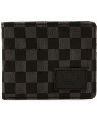 Vans - Boyd Iii Checkerboard Wallet - Lyst