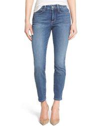 NYDJ | 'clarissa' Stretch Ankle Skinny Jeans | Lyst