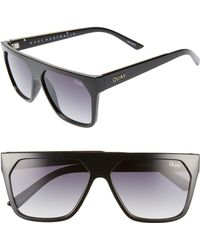 Quay - X Jaclyn Hill Very Busy 58mm Shield Sunglasses - - Lyst