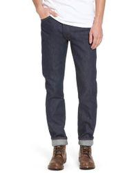 Levi's - Levi's Vintage Clothing 1969 606(tm) Slim Fit Jeans - Lyst