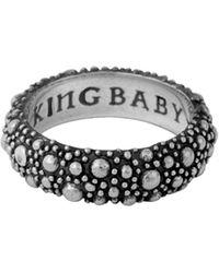 King Baby Studio - Stingray Ring - Lyst