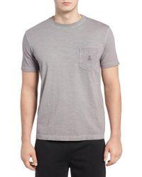 Psycho Bunny | Sunwash Pocket T-shirt | Lyst