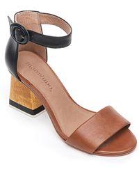 Bernardo - Bernardo Nova Ankle Strap Sandal - Lyst