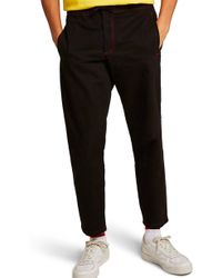 TOPMAN - Tapered Fit Jogger Pants - Lyst