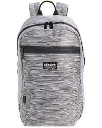 Lyst - Adidas Originals Classic Backpack in Black for Men edb9695150829