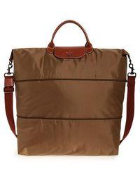 Longchamp | 'le Pliage' Expandable Travel Bag | Lyst