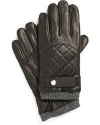 Polo Ralph Lauren - Quilted Racing Gloves - Lyst