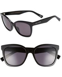 Marc Jacobs - 54mm Gradient Lens Sunglasses - - Lyst