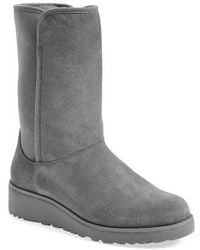 UGG - Ugg Amie - Classic Slim(tm) Water Resistant Short Boot - Lyst