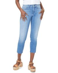 NYDJ - Marilyn Ankle Skinny Jeans - Lyst