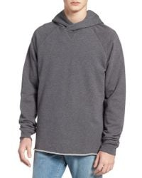 Levi's - Levi's Made & Crafted(tm) Unhemmed Hoodie - Lyst
