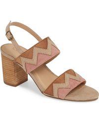 Matisse - Coconuts By -merci Heel (taupe Multi) Women's 1-2 Inch Heel Shoes - Lyst