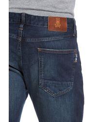 Psycho Bunny - Spitfire Slim Fit Jeans - Lyst