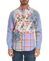 Robert Graham - Be Frank Limited Edition Classic Fit Sport Shirt - Lyst