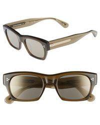 Oliver Peoples - Isba 51mm Sunglasses - - Lyst