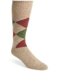 Polo Ralph Lauren | Argyle Wool Socks | Lyst