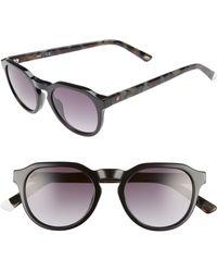 Web - 50mm Sunglasses - - Lyst